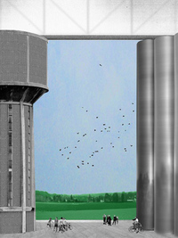 Watersilo